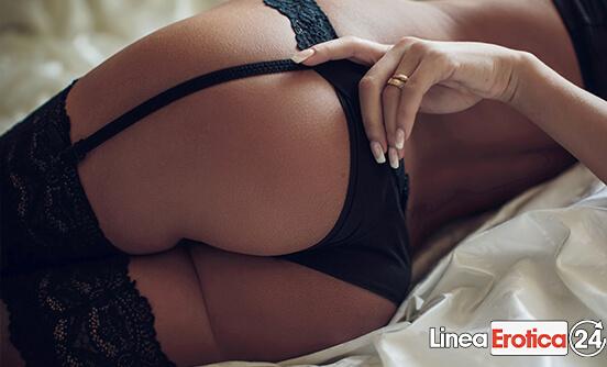 Chiama ora e godi con Linea Erotica Federica Codice 111