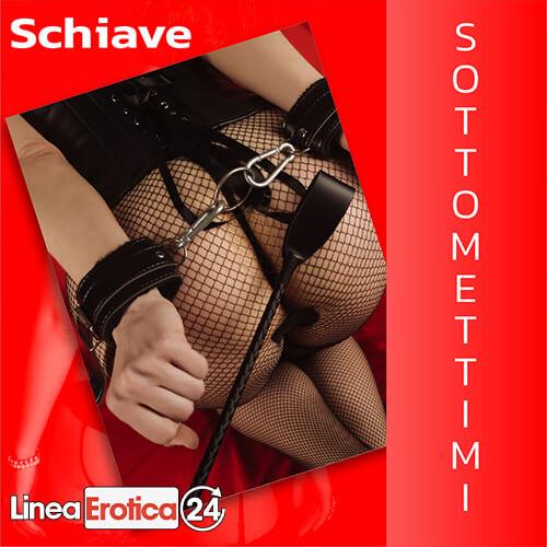 Linea Erotica Schiave