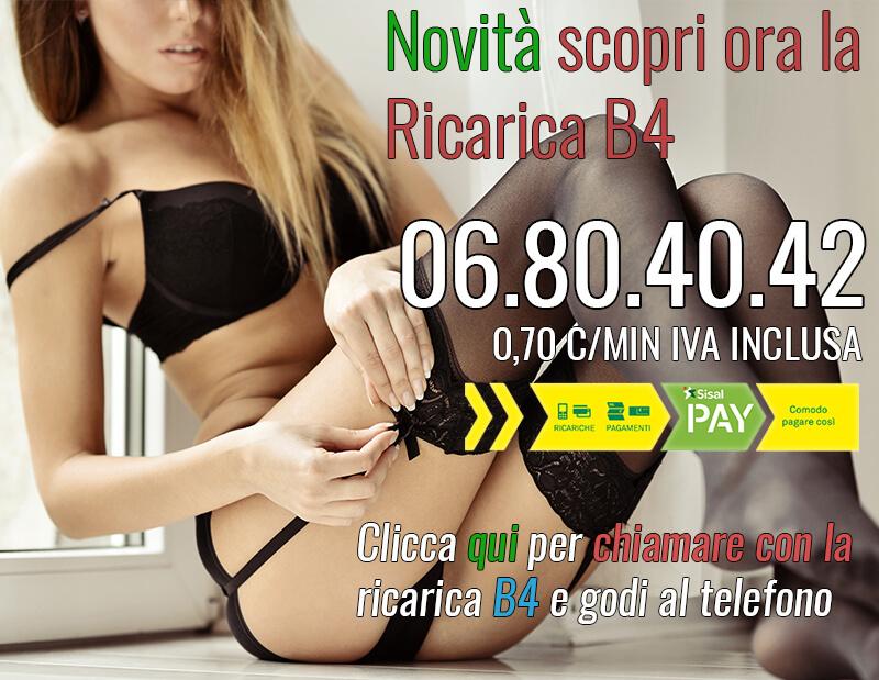 Ricarica B4